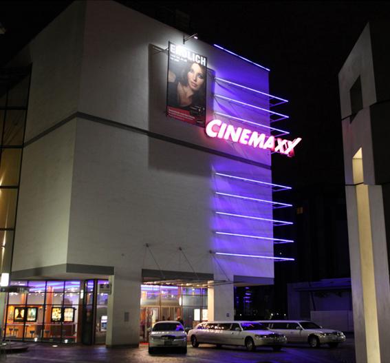 Cinemaxx Stuttgart An Der Liederhalle