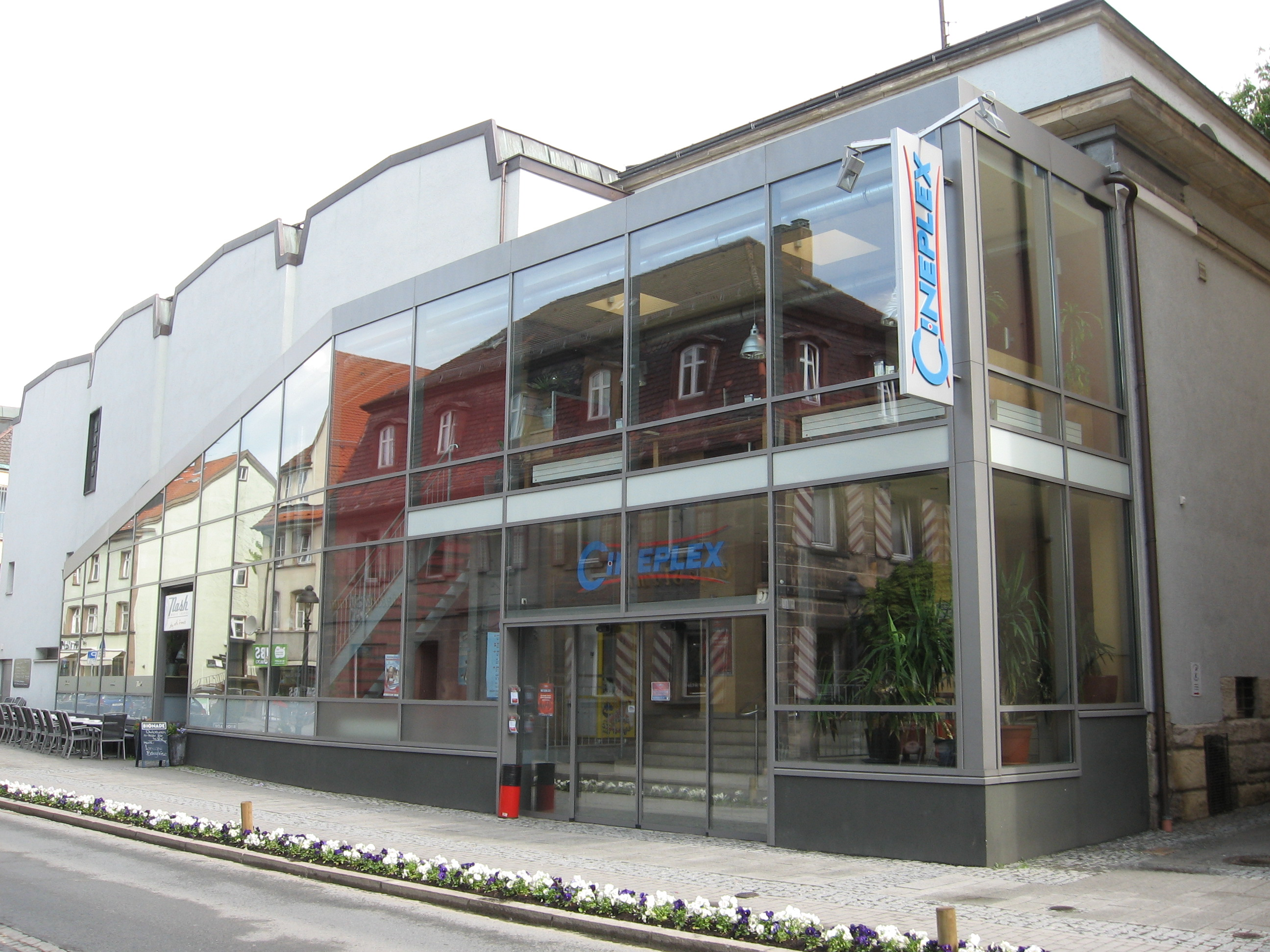 Cineplex Kulmbach - Wagner im Kino