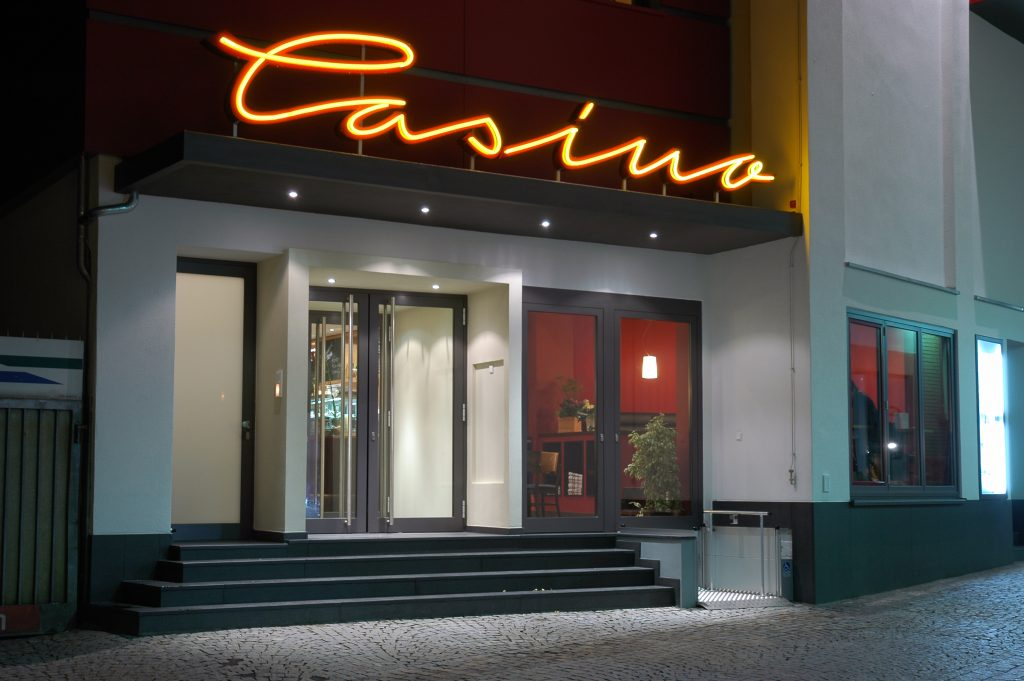 Casino Kino Aschaffenburg Salon