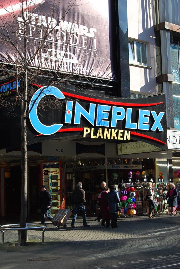 Planken Kino Mannheim