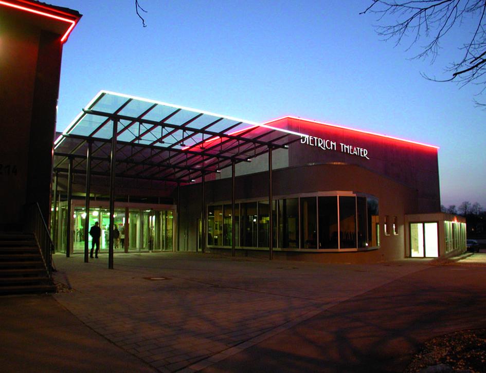 Ulm Kino Dietrich