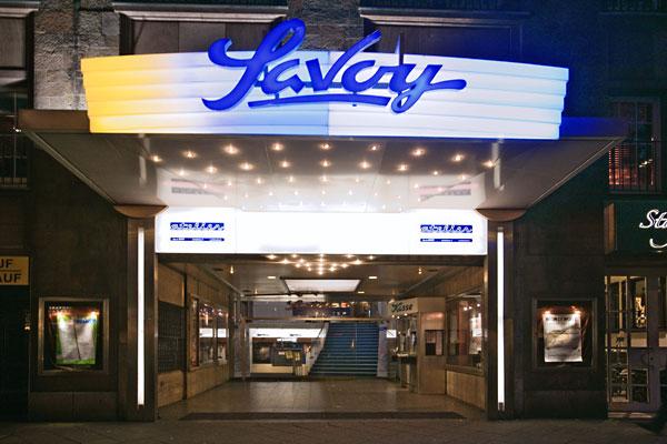 Atelier-Kino im Savoy-Theater