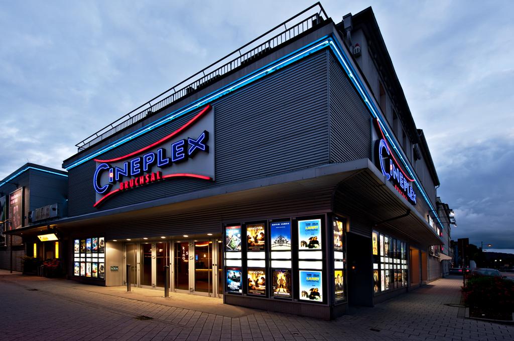 Bruchsal Cineplex Programm