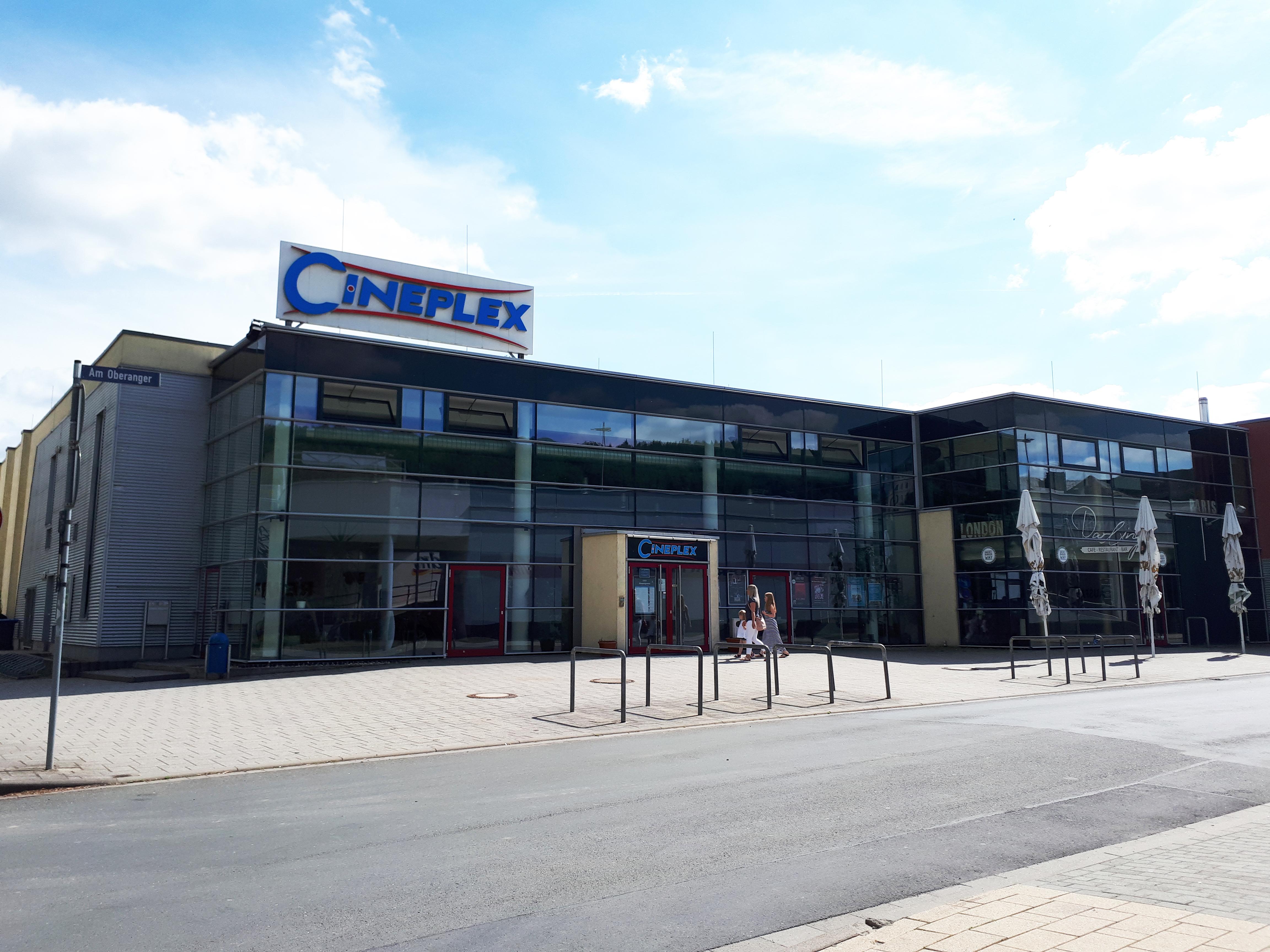 Kinoprogramm Cineplex Rudolstadt